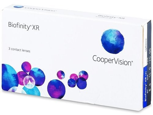 Cooper Vision COOPERVISION - BIOFINITY XR -ΜΥΩΠΙΑΣ & ΥΠΕΡΜΕΤΡΩΠΙΑΣ - ΜΗΝΙΑΙΟΙ - 3 ΦΑΚΟΙ