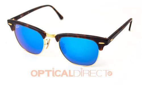 RAY-BAN 3016 CLUBMASTER 1145 17 (51)