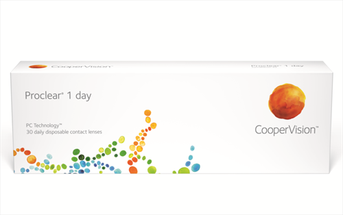 Cooper Vision COOPERVISION - PROCLEAR 1DAY - ΜΥΩΠΙΑΣ & ΥΠΕΡΜΕΤΡΩΠΙΑΣ - ΗΜΕΡΗΣΙΟΙ 30 ΦΑΚΟΙ